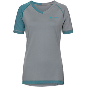 VAUDE Moab III Shirt Women pewter grey